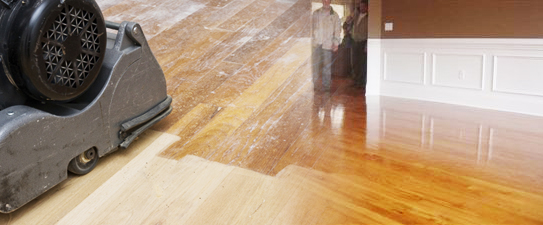 Recoating-Hardwood-Floor